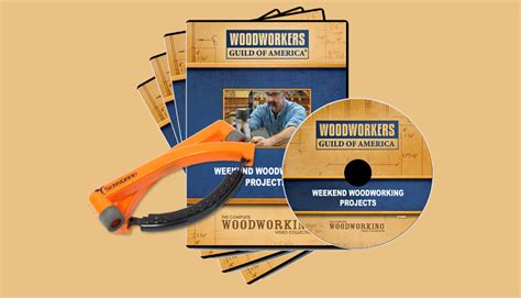 woodworking dvds weekend projects 4 dvd set free hearing protection