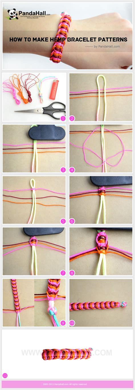 how to make a hemp bracelet with bracelet patterns hemp bracelet patterns hemp bracelet