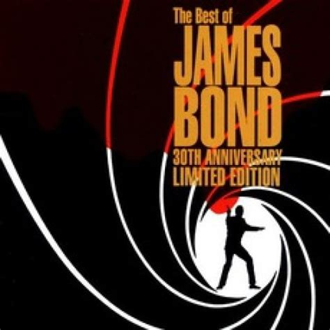 best of james bond the best of james bond 30th anniversary collection mp3