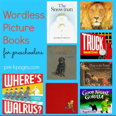 chalk wordless picture book wordless picture books for preschoolers pre k pages