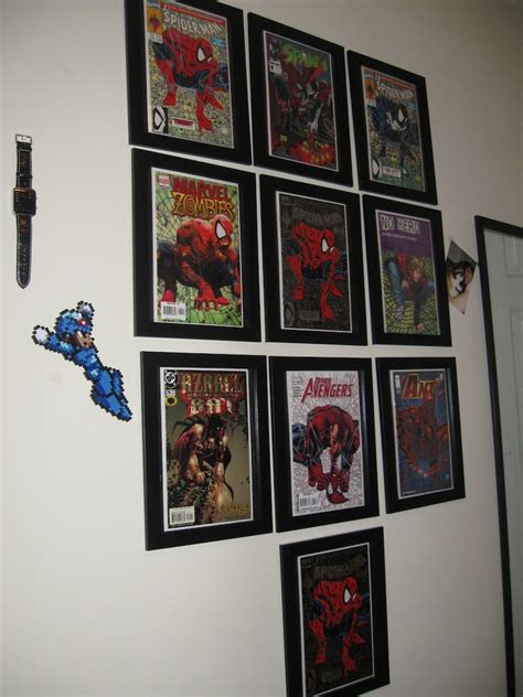Comic Book Frames Yoshicast