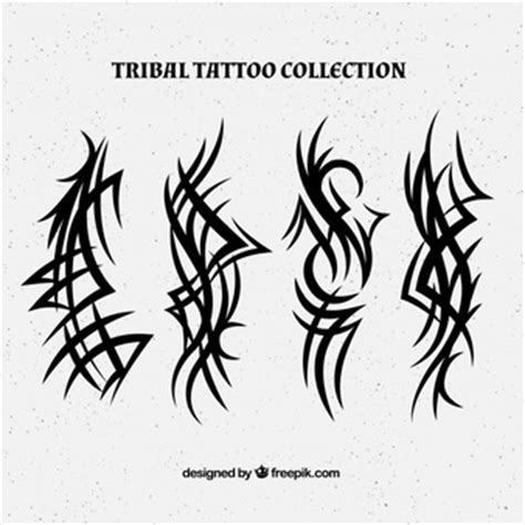 tribal tattoo vectors photos and psd files free download