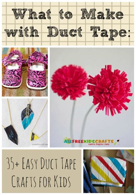 easy duct crafts for what to make with duct 62 easy duct crafts for