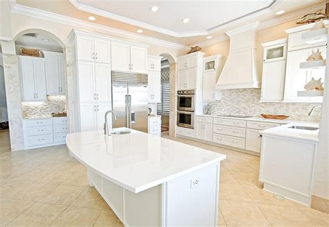 white kitchen countertop ideas how led lighting can make a difference in your home downing designs