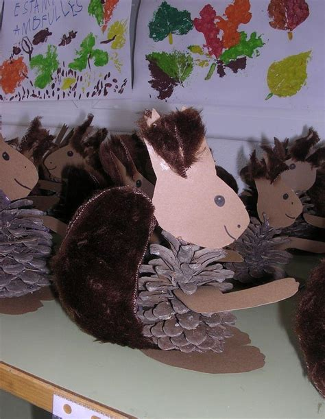 pine cone craft ideas for preschool crafts and worksheets