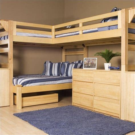 sized loft bed 17 best ideas about size bunk beds on