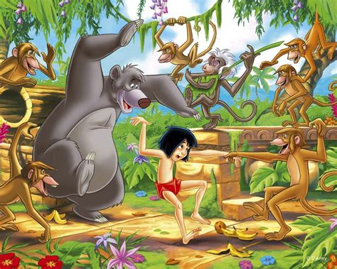 jungle book pictures the jungle book disney wallpaper 8175750 fanpop