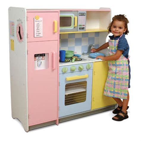 kid craft kitchen kidkraft 174 kitchen 125732 toys at sportsman s guide