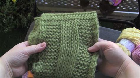 how to start knitting a scarf how to knit a scarf