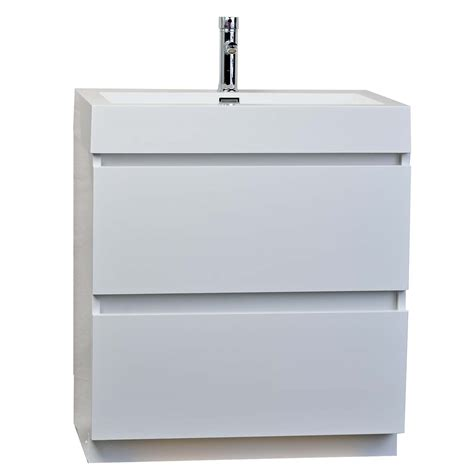 29 5 quot contemporary bathroom vanity black tn ly750 bk