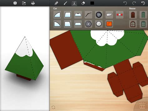 Foldify A Clever Papercraft App For