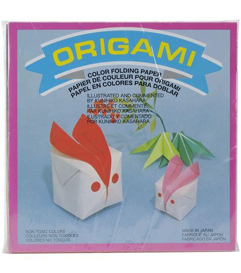 aitoh origami aitoh solid color origami paper 300 pk jo