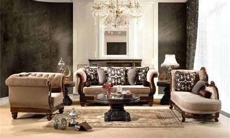 living room furniture traditional style luxurious traditional style formal living room set hd 462