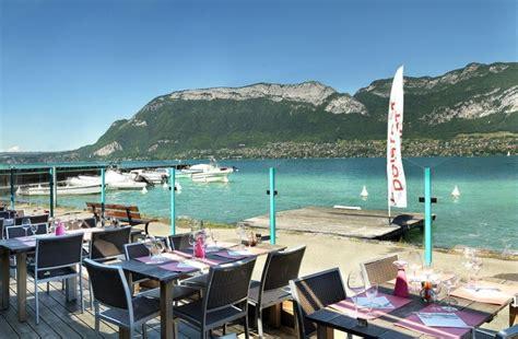 le bistrot du port 224 sevrier restaurant restaurant traditionnel lac d annecy