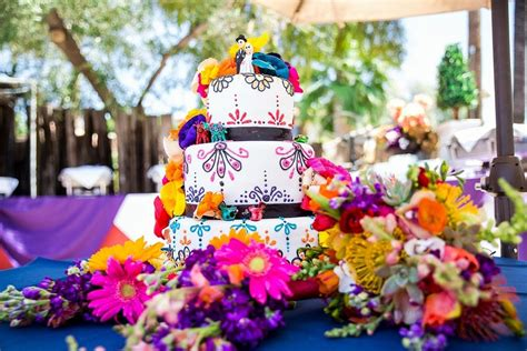 mexican themed 83 mexican themed wedding cake for your inspirations vis wed