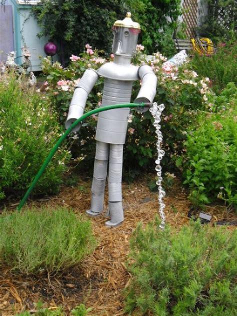 tin yard yard to make diy garden from junk easy diy garden