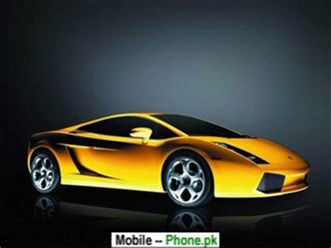 Car Wallpaper 320x240 by Cool Yellow Car Wallpapers Mobile Pics