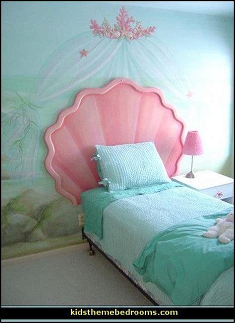 mermaid bedroom decor decorating theme bedrooms maries manor underwater