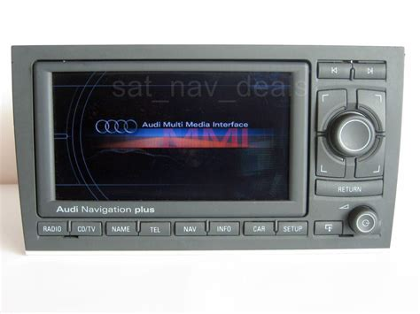 Audi Navigation Dvd by Genuine Audi A4 S4 Rs4 Rns E Dvd Navigation Sat Nav System