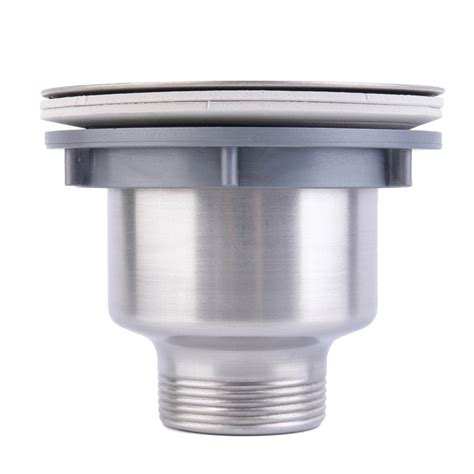 kitchen sink drain assembly stainless steel kitchen sink drain assembly waste strainer