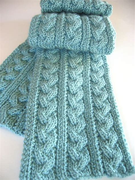 cable scarf knitting pattern free 25 best ideas about cable knit scarves on