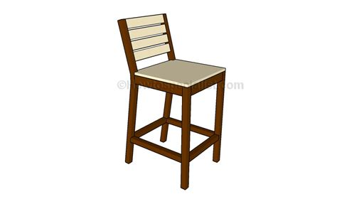bar stool woodworking plans how to build a bar stool howtospecialist how to build