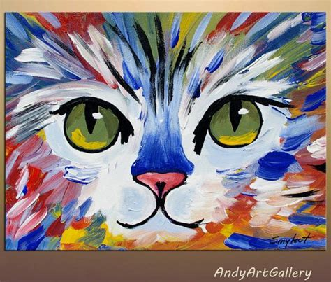 simple cat painting ideas 514 best painting canvas ideas images on