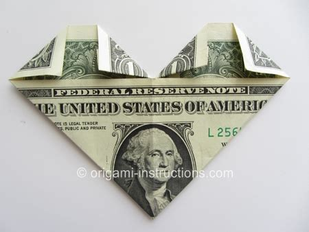 how to make an origami out of money how to make origami out of money easy money origami