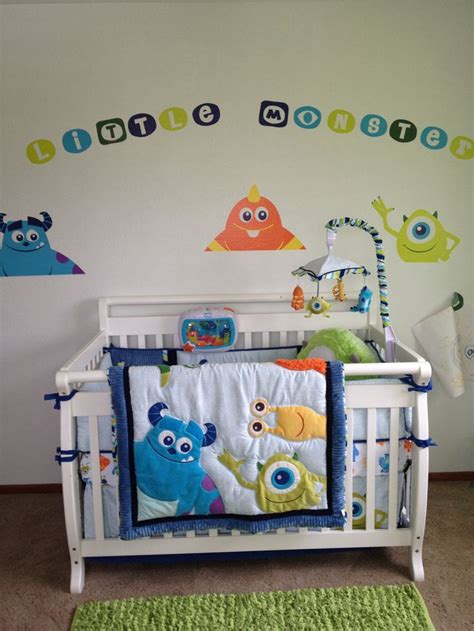 monsters inc crib bedding set monsters inc bedding 28 images disney baby monsters