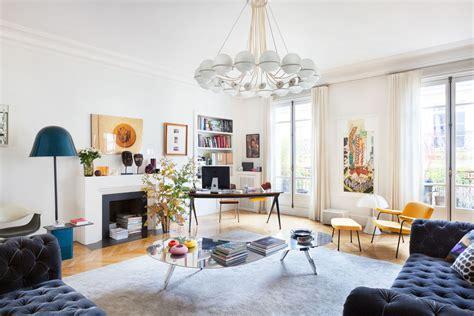 compartir piso paris el blog de demarques un eclectico piso parisino