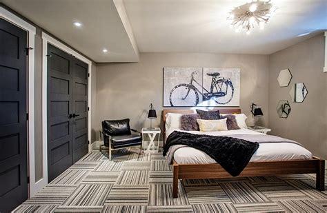 basement bedroom ideas easy tips to help create the basement bedroom