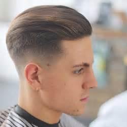 back and sides haircut 15 mens haircut shaved sides mens hairstyles 2017