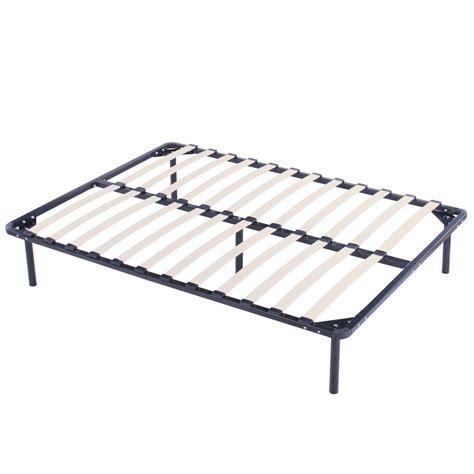 size mattress bed frame size wood slats metal bed frame platform bedroom