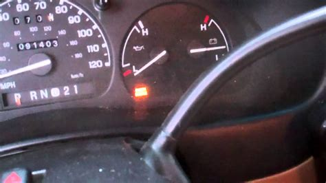 Engine Check Light by How To Clean Mass Air Flow Sensor On A 1996 Ford Ranger 3