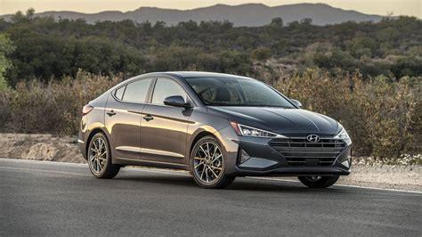 Hyundai Elantra 2019 2019 hyundai elantra sharpening the compact the drive