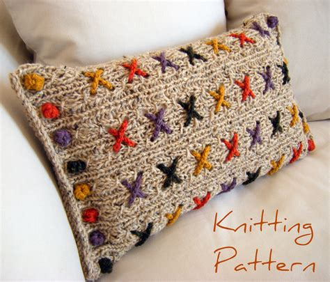 knitted pillow cover pattern free knit pillow covers i wallpaper