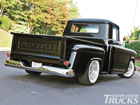 Chevy Truck School by 1956 Chevy Truck 1956 Chevrolet 3100 Truck School
