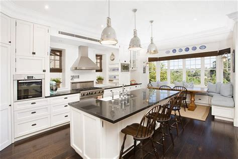 Kitchen Cabinets Cottage Style a hamptons dream home inspired by east coast american