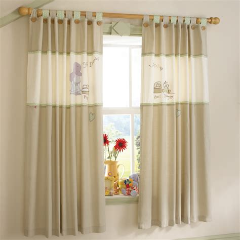 childrens nursery curtains how to measure nursery curtains childrens curtain
