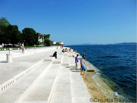 sea organ croatia 22 things to do in zadar