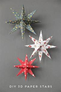 diy decorations for diy 3d paper decorations gathering