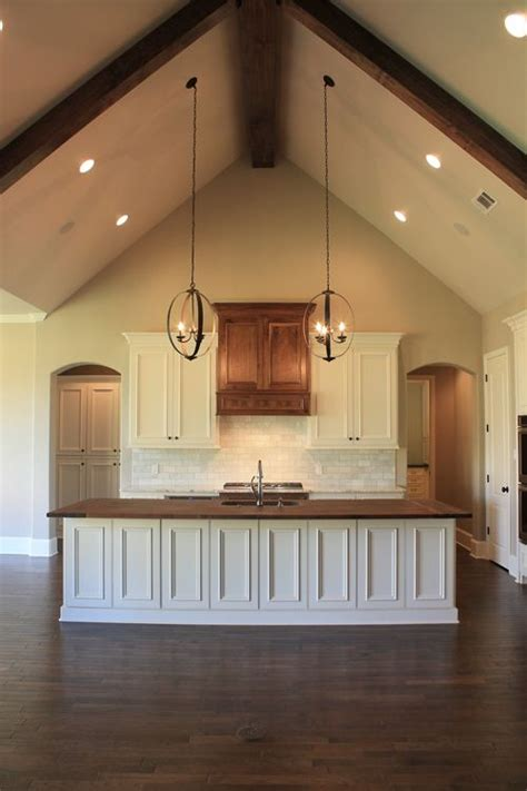 lighting cathedral ceilings ideas best 20 vaulted ceiling kitchen ideas on