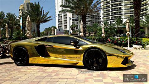 Gold Lamborghini Veneno Price