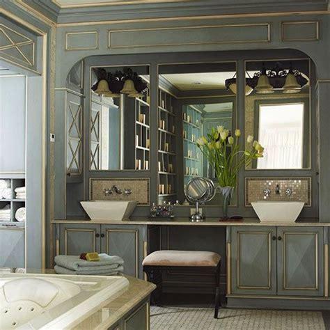 Walk In Bath Showers get the look double bathroom sink vanities artisan