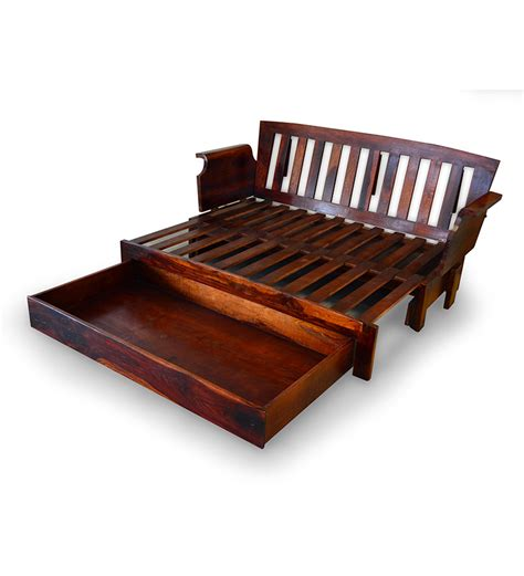 wooden sofa bed with storage wooden sofa bed with storage www pixshark images