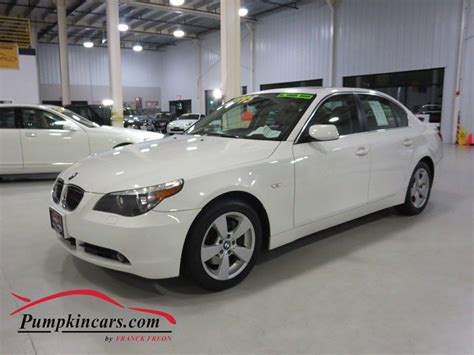 2007 Bmw 525xi by 2007 Bmw 525xi In New Jersey Nj Stock No 3463