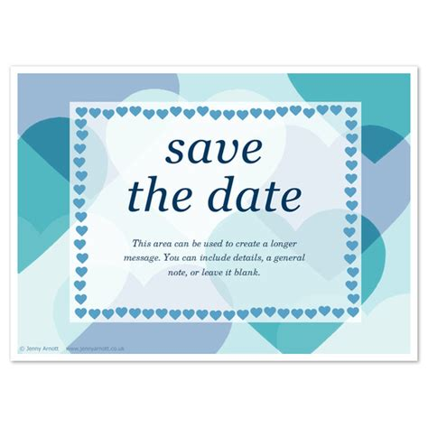 save the date blue invitations amp cards on pingg com