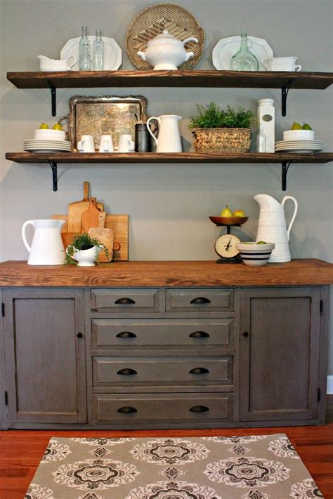 kitchen dining room decorating ideas 25 best dining room shelves ideas on dining