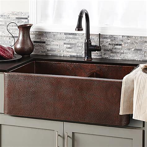 luxury kitchen sinks luxury kitchen copper sinks trails