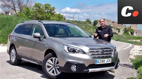 2007 Subaru Outback Review by Subaru Outback Prueba Test Review En Espa 241 Ol